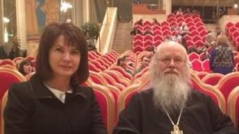 Людмила Маницкая, в качестве почетного гостя, приняла участие в открытии фестиваля «СОФИЯ-2018″