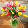 Мужчины-молочники поздравляют дам с 8 марта!
