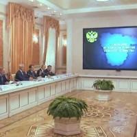 Людмила Маницкая приняла участие в совещании у Президента Российской Федерации